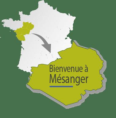 Accueil, Mairie de Mésanger