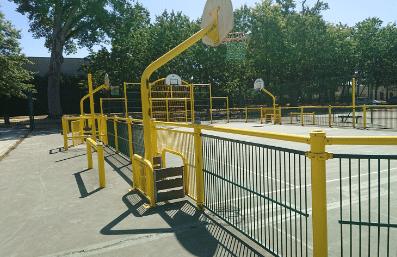 Sport, Mairie de Mésanger