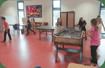 Création fiche contact, Mairie de Mésanger
