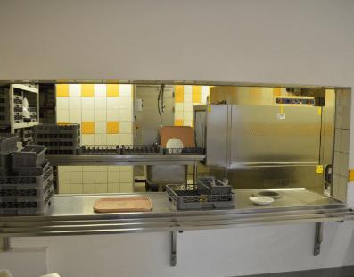 Restaurant scolaire, Mairie de Mésanger