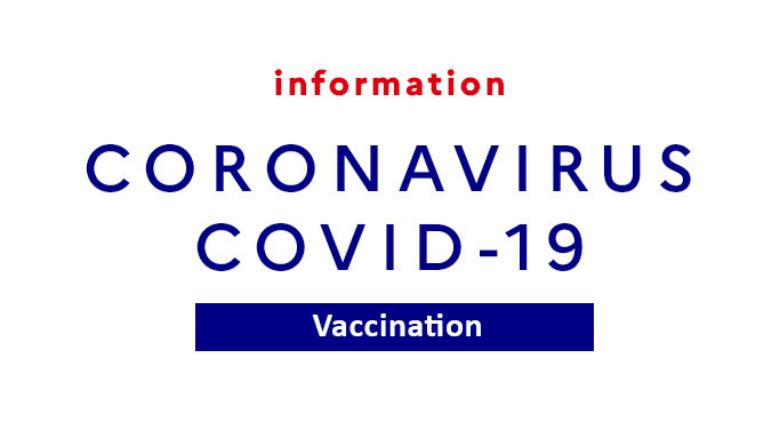 Arrêt liste d'attente Vaccination