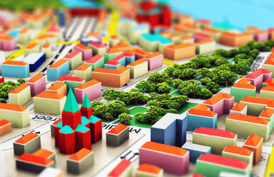Urbanisme, Mairie de Mésanger
