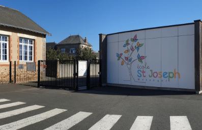 Ecoles, Mairie de Mésanger