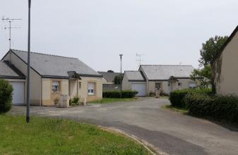 Logements communaux, Mairie de Mésanger