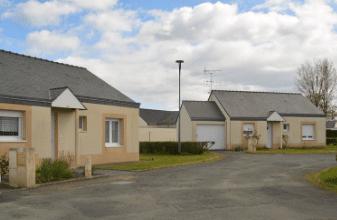 Logements, Mairie de Mésanger