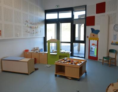 Multi-accueil, Mairie de Mésanger
