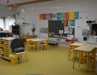 Ecole publique H. TANVET, Mairie de Mésanger