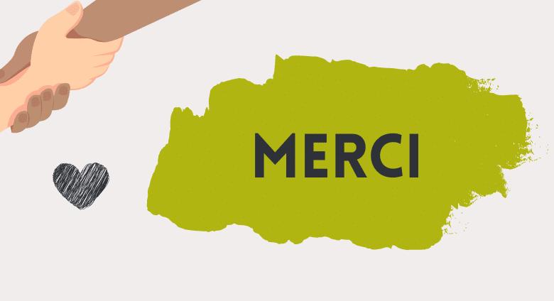 Remerciements, Mairie de Mésanger