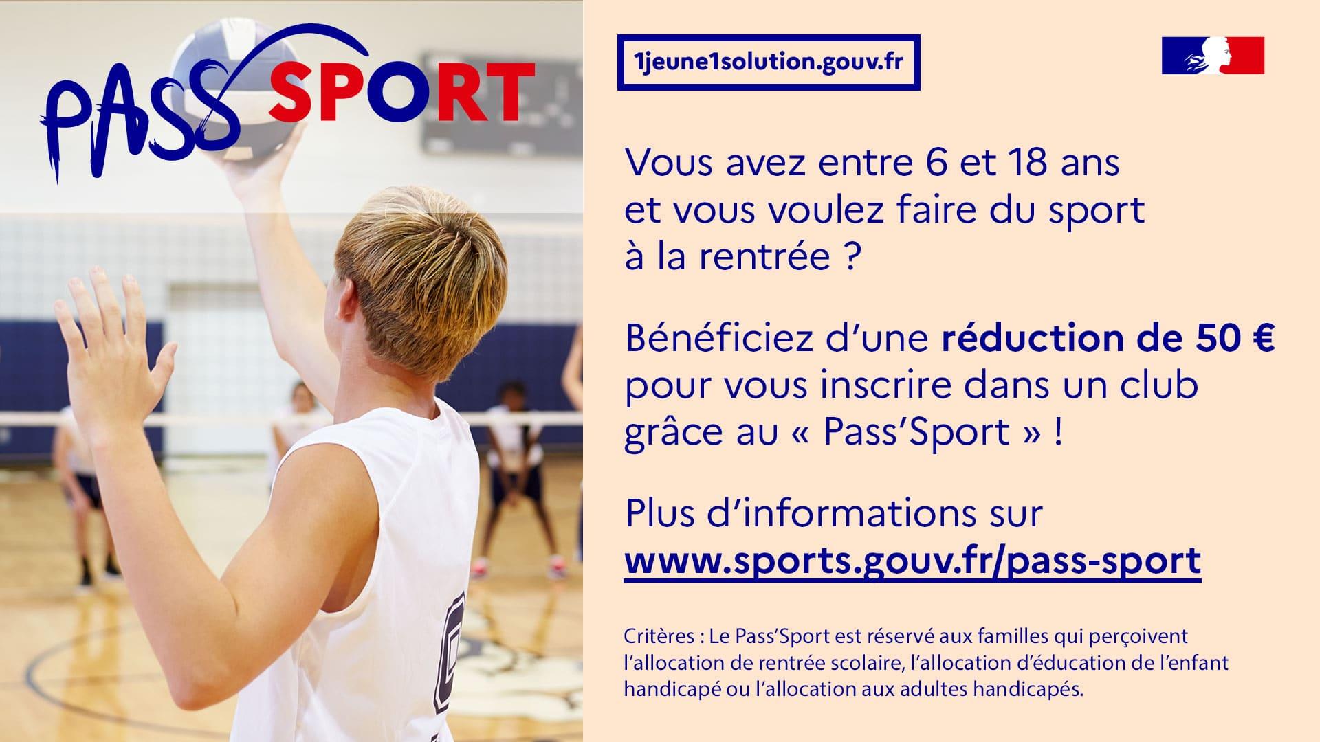 Pass'Sport 2021, Mairie de Mésanger